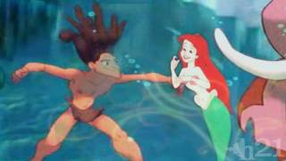 Tarzan & Ariel- For Vee(RumorDarcile)