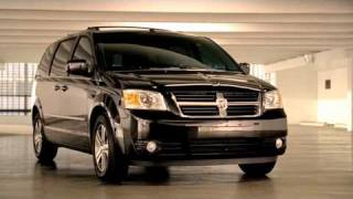 New Dodge Grand Caravan TV
