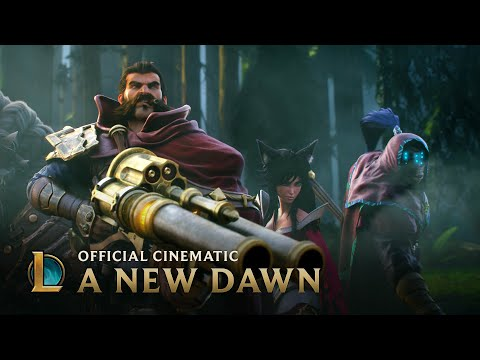 League of Legends - New Dawn