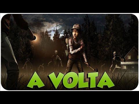 The Walking Dead Season 2 #1 A VOLTA! (PT/BR)