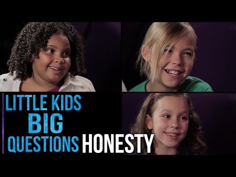 Little Kids. Big Questions. | Honesty