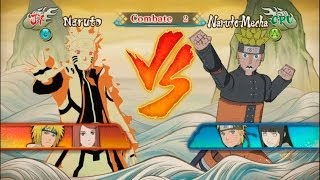 Naruto Shippuden Ultimate Ninja Storm Revolution DEMO