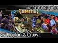 (Suite) Découverte SMITE avec Playfan & Cruxy ! :D [rediff]