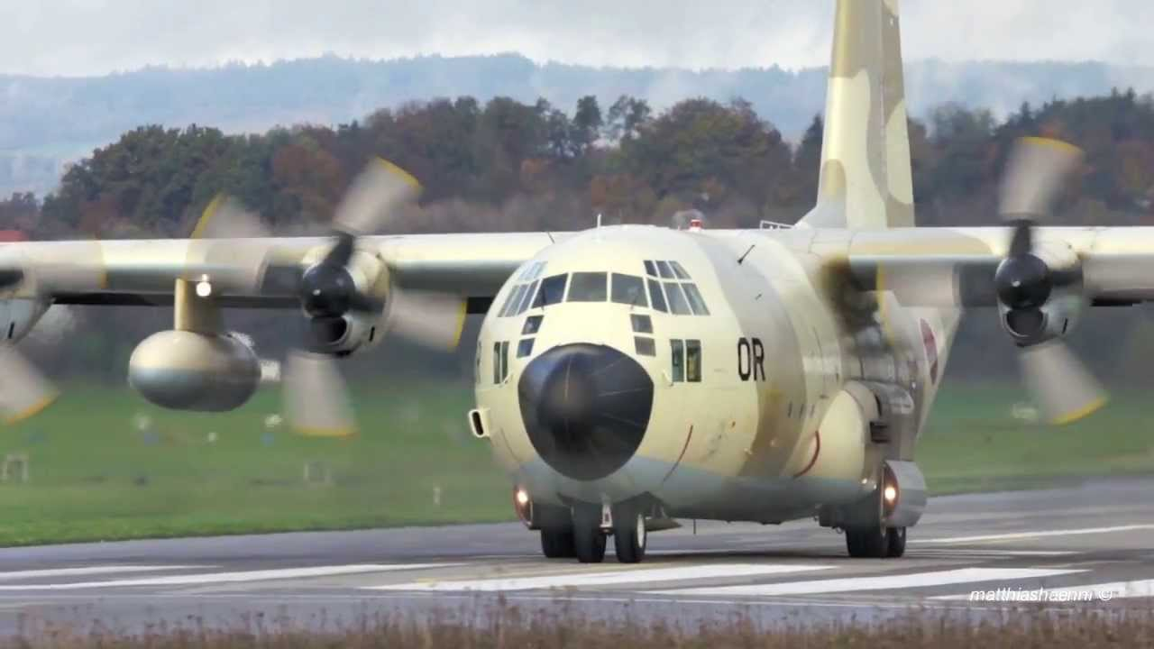 طائرات النقل العاملة بالقوات المسلحة المغربية Maxresdefault