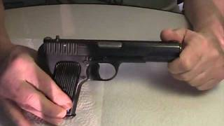 Review And Disassembly Of TT-33 Tokarev