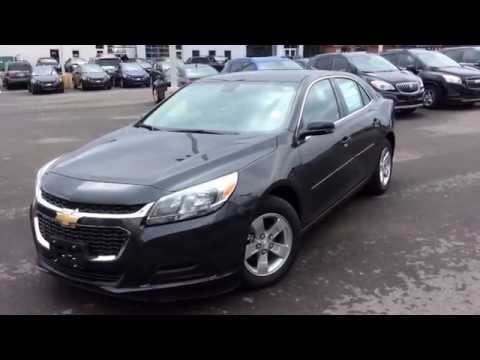 New 2014 Chevrolet Malibu LS Review | 140530