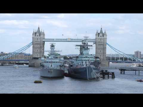 HMS Belfast Tower Bridge London