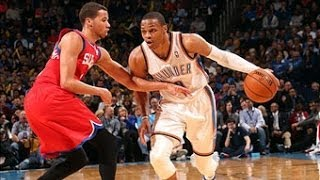 Russell Westbrook Records The Fastest Triple-Double In
