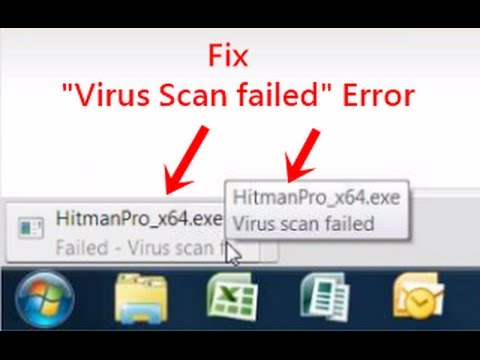 Failed - Virus scan failed, Fix Google Chrome Download Error