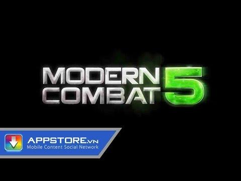 [Game] Morden Combat 5 - Hướng dẫn vào chế độ chơi multiplayer - AppStoreVn