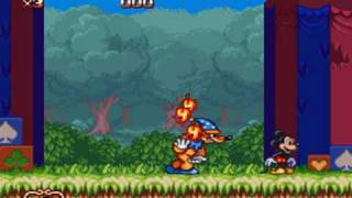 [SNES] Magical Quest 2: Starring Mickey & Minnie By
