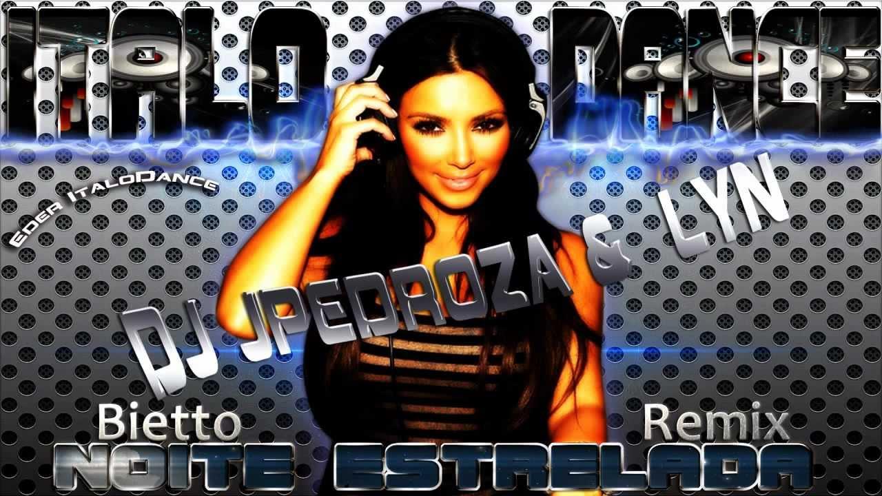 DJ JPedroza feat Lyn - Noite Estrelada (Bietto Remix)