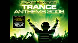 Dave Pearce   Trance Anthems 2008 CD 1