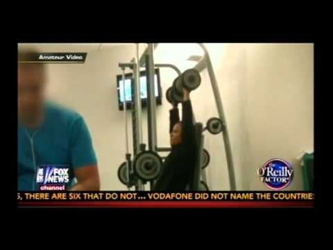Bill O'Reilly: The Obama Workout Video