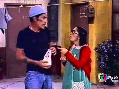 Chaves - Os Insetos Do Chaves (Completo)
