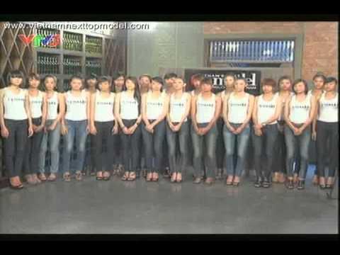 Vietnam's Next Top Model 2011 - Tập 3 (Full)
