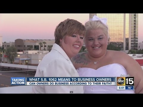 Valley business owner supports anti-gay bill