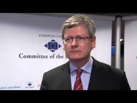 Interview Commissioner Andor, CoR 106th Plenary Session