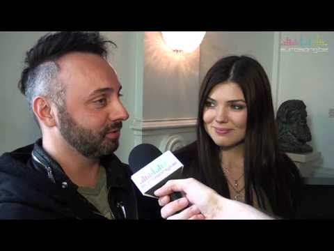 Interview Paula Seling & Ovi (Romania) - Eurovision in Concert 2014