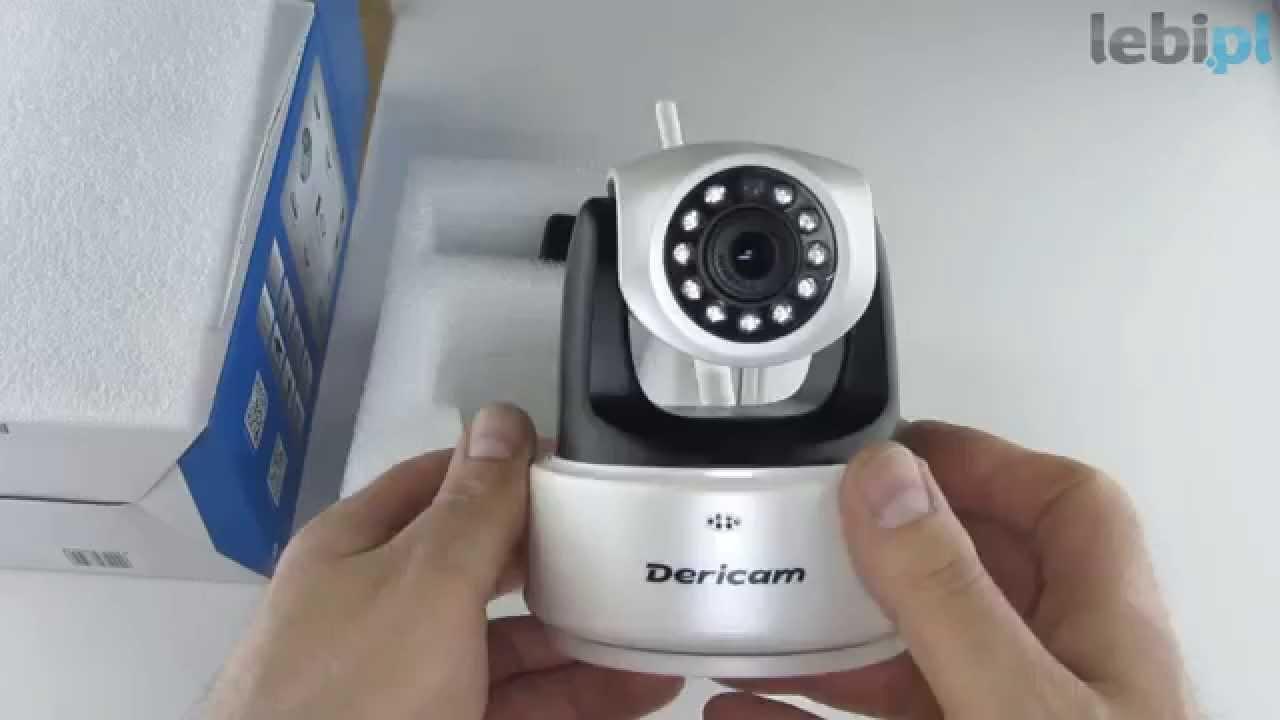 Prezentacja kamery Dericam H502W