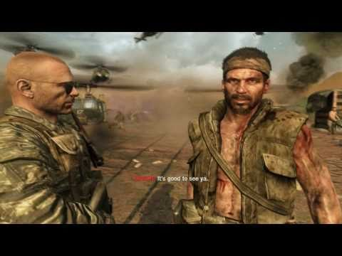 Call of Duty: Black Ops Walkthrough Part 7