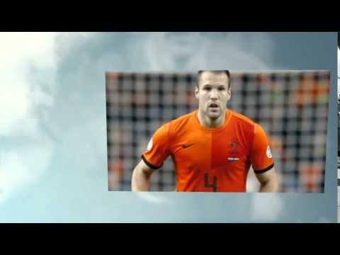 18$ Cheap 2014 FIFA World Cup Holland National Team Aston Villa 4 Ron Peter Vlaar Jersey Wholesale