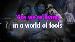 Karaoke Bee Gees How Deep Is Your Love