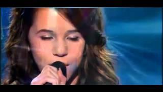 Niña Francesa de 13 años canta como Adele
