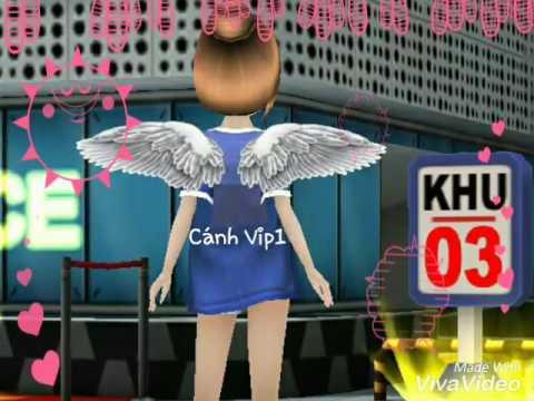 Avatar Musik  cánh vip1 đến vip5 và Svip
