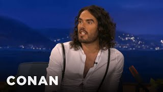 Tom Cruise doesn't want Russell Brand for Scientology Cult