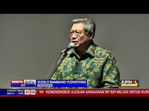 SBY Nonton Film Sang Kyai Kisah Perjuangan NU