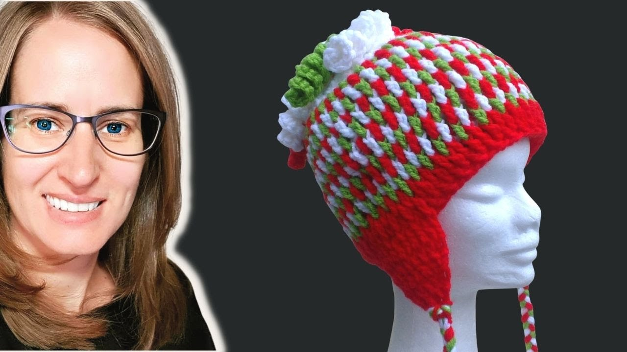 Crochet Tutorial Hat : Gum Drops Hat Crochet Tutorial - YouTube
