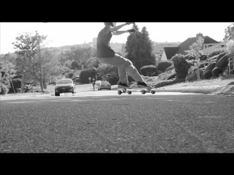Flatspot Longboard Shop Contest Entry.