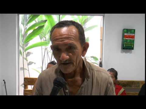 Presidente do Bairro Jardim Paraíso e Prefeitura discutem melhorias