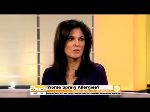 Health Headlines: Measles Vaccinations, Spring Allergies, Sun Exposure
