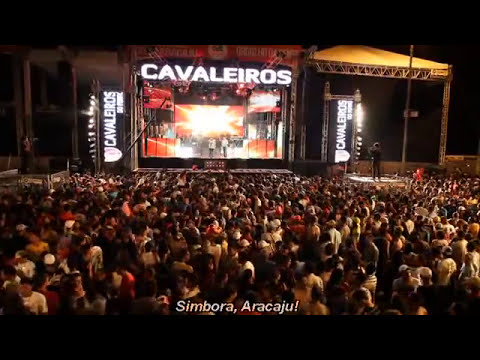 DVD COMPLETO CAVALEIROS DO FORRO VOL 05