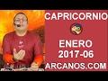 Video Horóscopo Semanal CAPRICORNIO  del 5 al 11 Febrero 2017 (Semana 2017-06) (Lectura del Tarot)