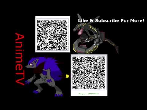 Download qr code zoroark amp rayquaza shiny s battle ready pokemon x