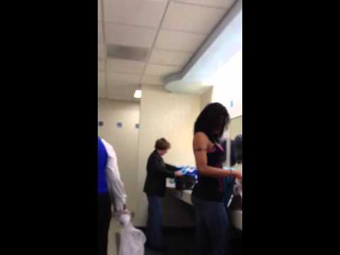 Exceptional Bathroom Attendant At Airport Youtube