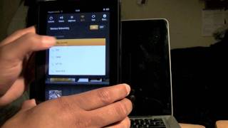 Kindle Fire How To Connect To Wifi