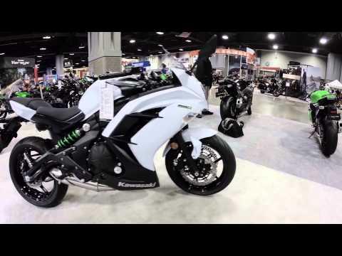 2015 Ninja 650 ABS walk around and overview
