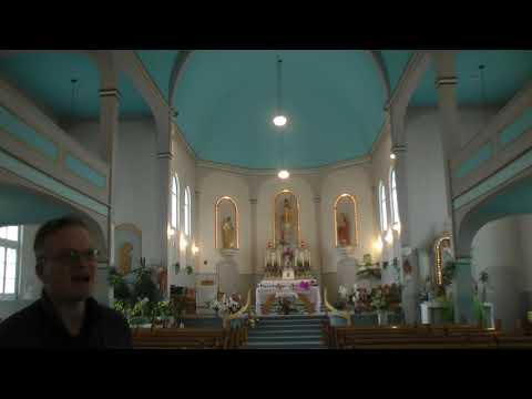 Les églises du Témis # 2 St-Honoré-de-Témiscouata