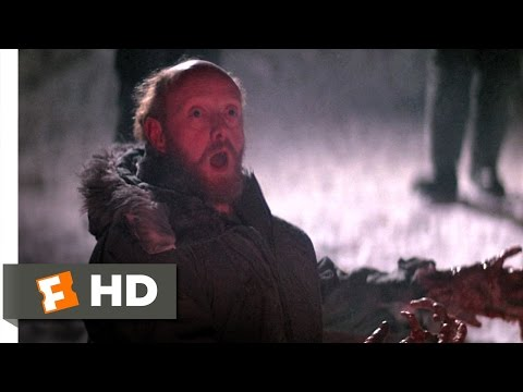 Human Mutant Scene - The Thing Movie (1982) - HD