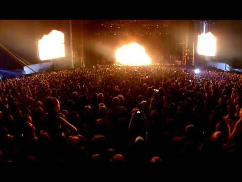 AVICII - CENTENNIAL PARK - #TRUE TOUR - Sydney 2014