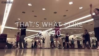 Zumba Fitness - That's What I Like (Reggaeton/Trap) ZIN70