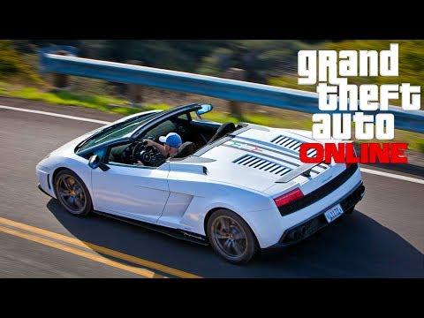 GTA 5 : Lamborghini Gallardo, Aston Martin, Bently Replicas Coming To Online