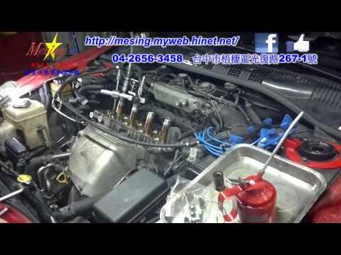 Японская мастерская. Замена маслосъемных колпачков на двигателе 3S-FE
