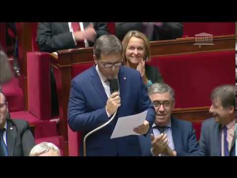 M. Sébastien Leclerc - Manifestation des gilets jaunes