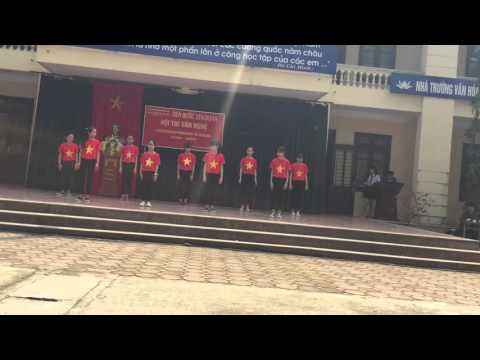 7E - Dân vũ Nối vòng tay lớn (26/03/2016)