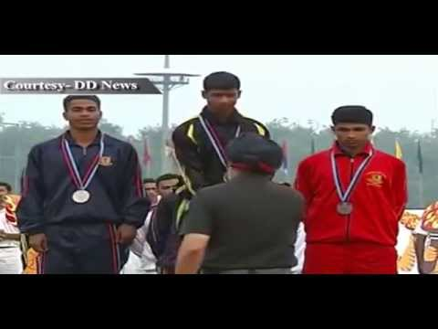 NCC National Games 2013: Delhi